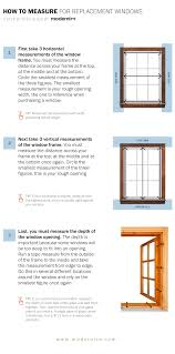 8 Pane Window Frame How To Measure Replacement Windows For Your Home Modernize