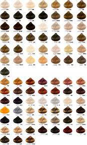 Argan Oil Color Chart Pin By Jooana On Hair Color Ideas In 2019 Clairol Hair