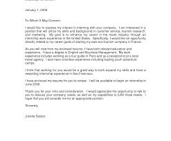 Cover Letter Sample For Job Resume Relocation Customer Service