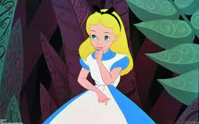 Image result for disney alice in wonderland