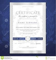 Download Award Certificate Templates Certificate Template Printable Editable Design For