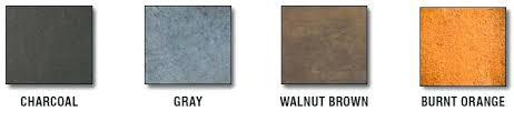 Quikrete Concrete Stain Colors Chart Quikrete Concrete Stain Reviews Basketballtv Co