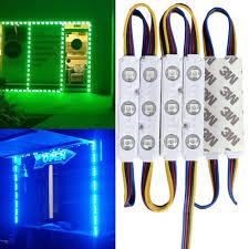 Outdoor Color Changing Led Lights Led Light Module String Waterproof