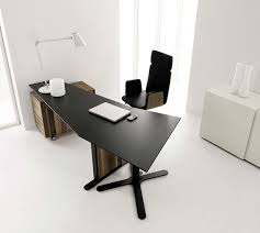 cool gray office furniture. Cool Office Design Desk Furniture Minimalist Home Pertaining To Gray