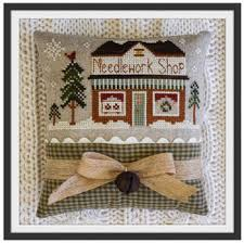 Chart Cross Stitch Free Amazon Com Hometown Holiday Needlework Shop Cross Stitch