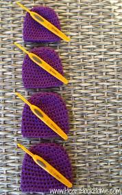 Crochet Preemie Hat Pattern Mesmerizing Beanie Hat For Preemie Babies Free Crochet Pattern