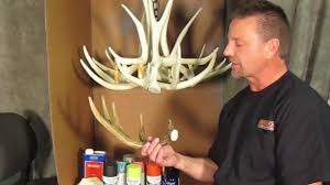 how to paint a chandelier by cast horn designs