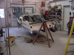 1964 amphicar restoration a upsidedown jpg