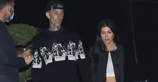 Travis barker has quickly become one of the most influential musicians on the rock scene today. Kourtney Kardashian Sucks Travis Barker S Thumb In Birthday Post Watch