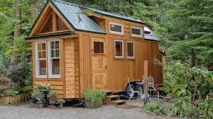 Small Picture Amazing Tiny House On Wheels with Sauna You Wont Believe What