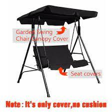 for swing seat garden hammock cover