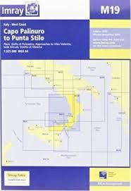 Ebook Pdf Imray Chart M19 Capo Palinuro To Punta Stilo