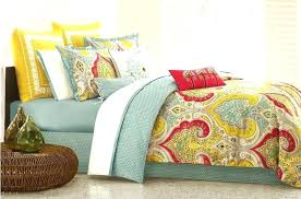 turquoise and yellow bedding red and turquoise bedding bedroom turquoise bedding ideas with queen size brown turquoise and yellow bedding