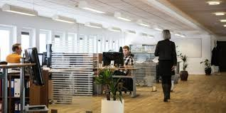 lighting in an office. A Quick Guide To Switching Energy Efficient Office Lighting In An