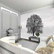 Tree Design Wallpaper Living Room Living Room Best Wall Decor For Living Room Decorative Wall