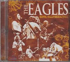 Image result for the eagles hotel california live