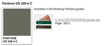 Adobe Pantone Color Chart Use Pantone Process Colors In Adobe Applications Www