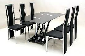 dining table and six chairs chair round glass dining table and 6 chairs fabulous dining table dining table and six chairs