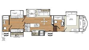 new 2017 forest river sandpiper 381rbok 5027 new 2017 forest river sandpiper rv 381rbok floor plan