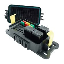 aftermarket fuse relay box wiring diagrams best hard wired pdm littelfuse car fuse box aftermarket fuse relay box