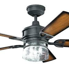 seeded glass ceiling fan seeded glass ceiling fan fans with clear light hunter globes shade without