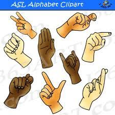 Asl Alphabet Chart Archives Clipart 4 School