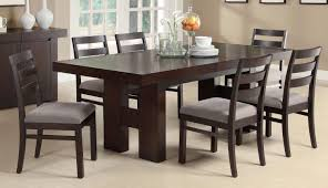 Coaster Fine Furniture Dabny Dining Table with Pull Out