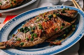 chinese fried whole fish. Interesting Whole Pan Fried Fish  Chinese Whole Recipe Recipe By  Thewoksoflife For R