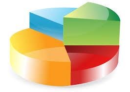 Pie Chart Vector Free Vectors Ui Download