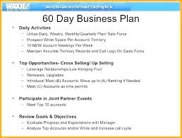 Sales Plan Document Territory Management Plan Template Key Account Plan Template Simple