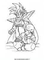 Disegni Da Colorare Di Dragon Ball Z Dragonball Da Colorare