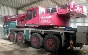 90t Tadano Faun Atf 90g 4 All Terrain Crane For Sale