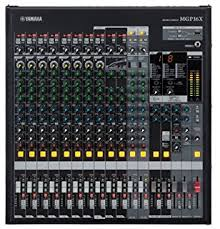 yamaha 01v96i. yamaha mgp16x 16-channel mixer 01v96i