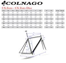 Colnago C40 Sizing Chart Related Keywords Suggestions