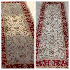 madison al oriental rug saved after pet stains and odors