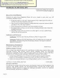 Recent College Graduate Resume Fresh Qa Software Tester Resume