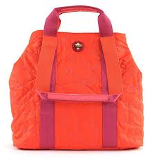 Oilily Women Shopper Orange Size 34x13x36 Cm Amazon Co Uk