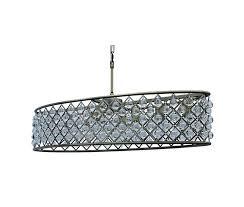 semi flush mount crystal chandelier lighting design ideas small black yessica rhinestone
