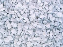 white marble stone. White Marble Chips Stone O