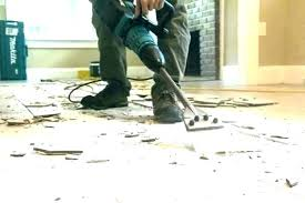 removing tile from concrete floor how to remove ceramic tile from concrete floor removing tile floor