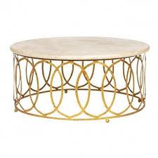 ella home ct07l new orleans 40 round coffee table large regarding ella coffee table