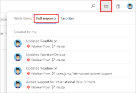 Review and merge code with pull requests - Azure Repos | Microsoft Docs