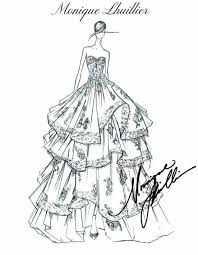 Sketching Clothing Fashion Design Sketches By Worlds Top Fashion Designers