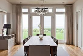 stylish decor in neutral colors contemporary chandeliers for
