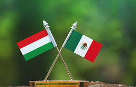 the round table s special guests include hungary s ambassador to mexico iván medveczky and Ágnes deák a phd student at corvinus university