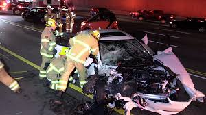 5 Hurt After DUI Suspect Travels Wrong Way on I-5 in Santa Ana ...