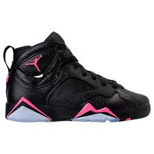 jordan shoes retro 7 black. girls\u0027 grade school air jordan retro 7 (3.5y-9.5y) basketball shoes black e