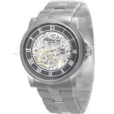"men s kenneth cole skeleton automatic watch kc3828 watch shop comâ""¢ mens kenneth cole skeleton automatic watch kc3828"