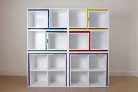 innovative furniture ideas. Innovative Furniture Design - Chairs And Tables That Fit Into A Shelf Ideas