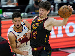 Suns dominate OT to beat Cavs, 134-118 ...